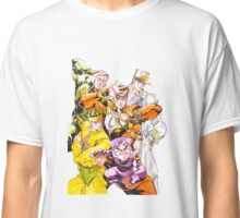 The JJBA:DIU Gang Classic T-Shirt