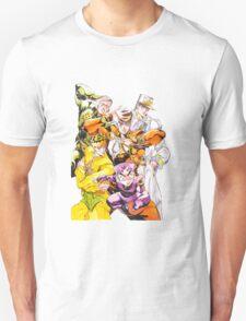 The JJBA:DIU Gang Unisex T-Shirt
