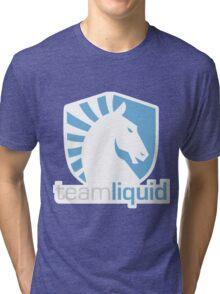 Team Liquid Logo (CSGO PRO TEAM) Tri-blend T-Shirt