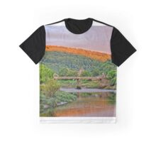 12th century Tintern Abbey, in Wales Graphic T-Shirt