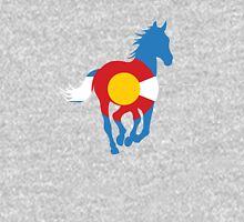 Colorado Wild Horses: Colorado Hometown Series T-Shirt