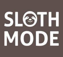 Sloth Mode One Piece - Short Sleeve