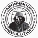 Anonymous Revolution by BT-PopTee