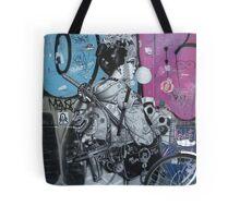 Punk Geisha Tote Bag