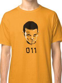 Eleven 11 Stranger Things Classic T-Shirt