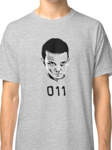 Eleven 11 Stranger Things Classic T-Shirt