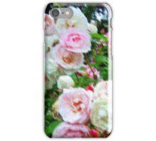 Rose Bushes iPhone Case/Skin