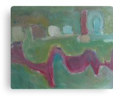 between 5 Canvas Print