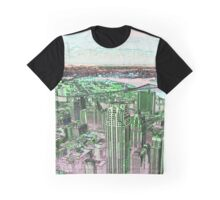 NEW YORK CITY A BEAUTIFUL DAY Graphic T-Shirt