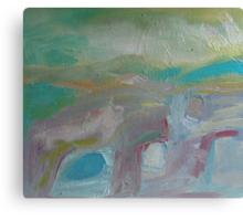 between 6 Canvas Print