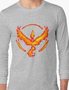 Team Valor- Pokemon Go Long Sleeve T-Shirt