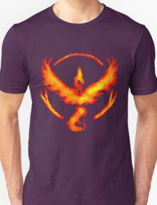 Team Valor- Pokemon Go Unisex T-Shirt