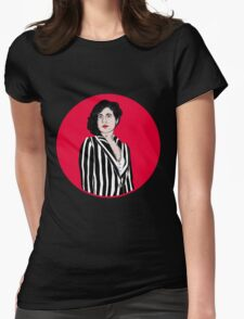Alana Bloom Womens Fitted T-Shirt
