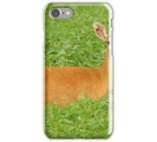 Doe in the Beans iPhone Case/Skin