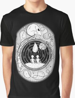 Nighttime Nowhere To Go Graphic T-Shirt