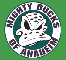 Anaheim Ducks One Piece - Short Sleeve