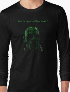 The Matrix Morpheus Code T-Shirt