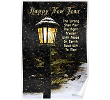 My Wish ~ For the New Year Poster