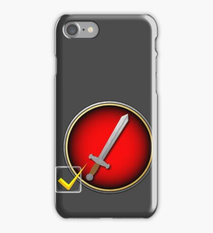 SELECT YOUR ROLE: DPS iPhone Case/Skin