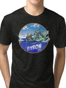 Byron Bay Tri-blend T-Shirt