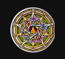 Sabbat Pentacle for Beltane, the Celtic May Day Festival Unisex T-Shirt