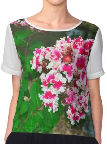 Rhododendron 3 Chiffon Top