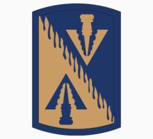 128th Aviation Brigade Patch by VeteranGraphics