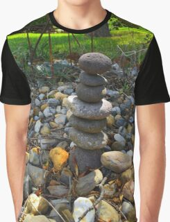 Rock Garden Graphic T-Shirt
