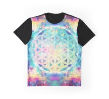 Flower Of Life 03 Graphic T-Shirt