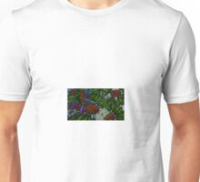 Coffee Beans and Bugs Unisex T-Shirt