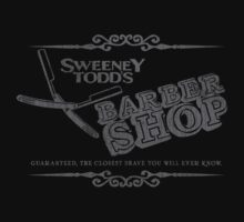 Sweeney Todd's Barbershop by Beetlejuice