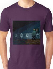 James Sunderland Pixel Art Tribute Unisex T-Shirt