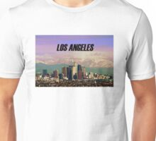 Los Angeles Skyline Unisex T-Shirt