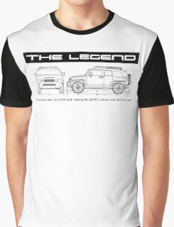 THE LEGEND FJ Graphic T-Shirt