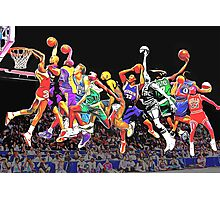 GOT DUNKS? Photographic Print