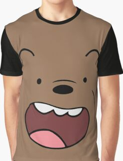 Bears Grizzly Graphic T-Shirt