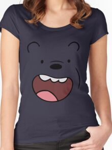 Bears Grizzly Women's Fitted Scoop T-Shirt