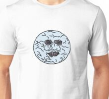 The Mighty Boosh, The Moon Unisex T-Shirt