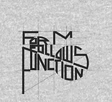 FORM FOLLOWS FUNCTION Unisex T-Shirt