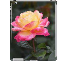 Love and Peace Rose iPad Case/Skin