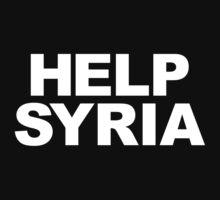Help Syria by BroadcastMedia