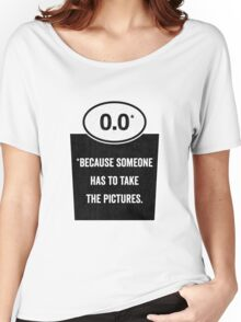 0.0 - Take the Pictures Women's Relaxed Fit T-Shirt