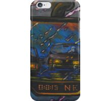 Oil Painting - Rear View. 2014 iPhone Case/Skin