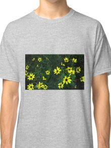 Yellow Flowers.  Classic T-Shirt