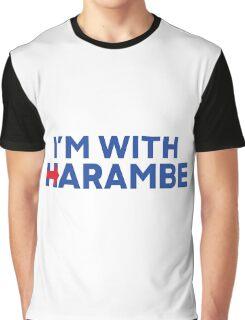 im with harambe! Graphic T-Shirt