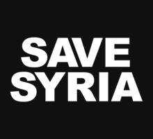 SAVE SYRIA by BroadcastMedia