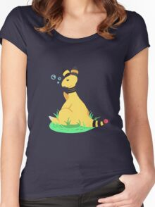 Ampharos Women's Fitted Scoop T-Shirt