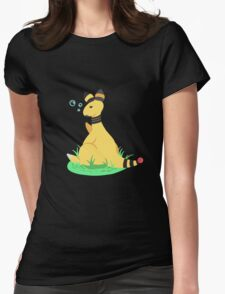 Ampharos Womens Fitted T-Shirt