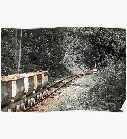 Narrow Gauge Railway Poster