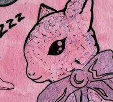 sleep sheep Sticker